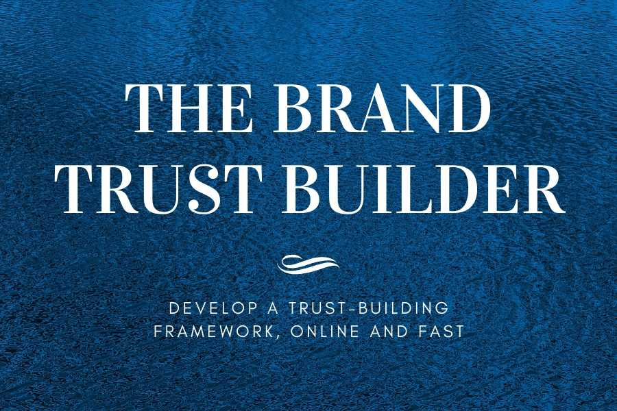 Activate brand trust and brand value switches for faster growth and pricing power