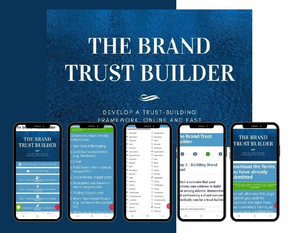 The Brand Trust Builder - DIY