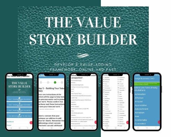 The Value Story Builder - DIY