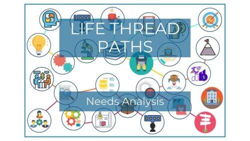 Life Thread Paths - Needs Analysis